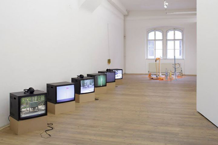 """""""With small words"""" exhibition"""